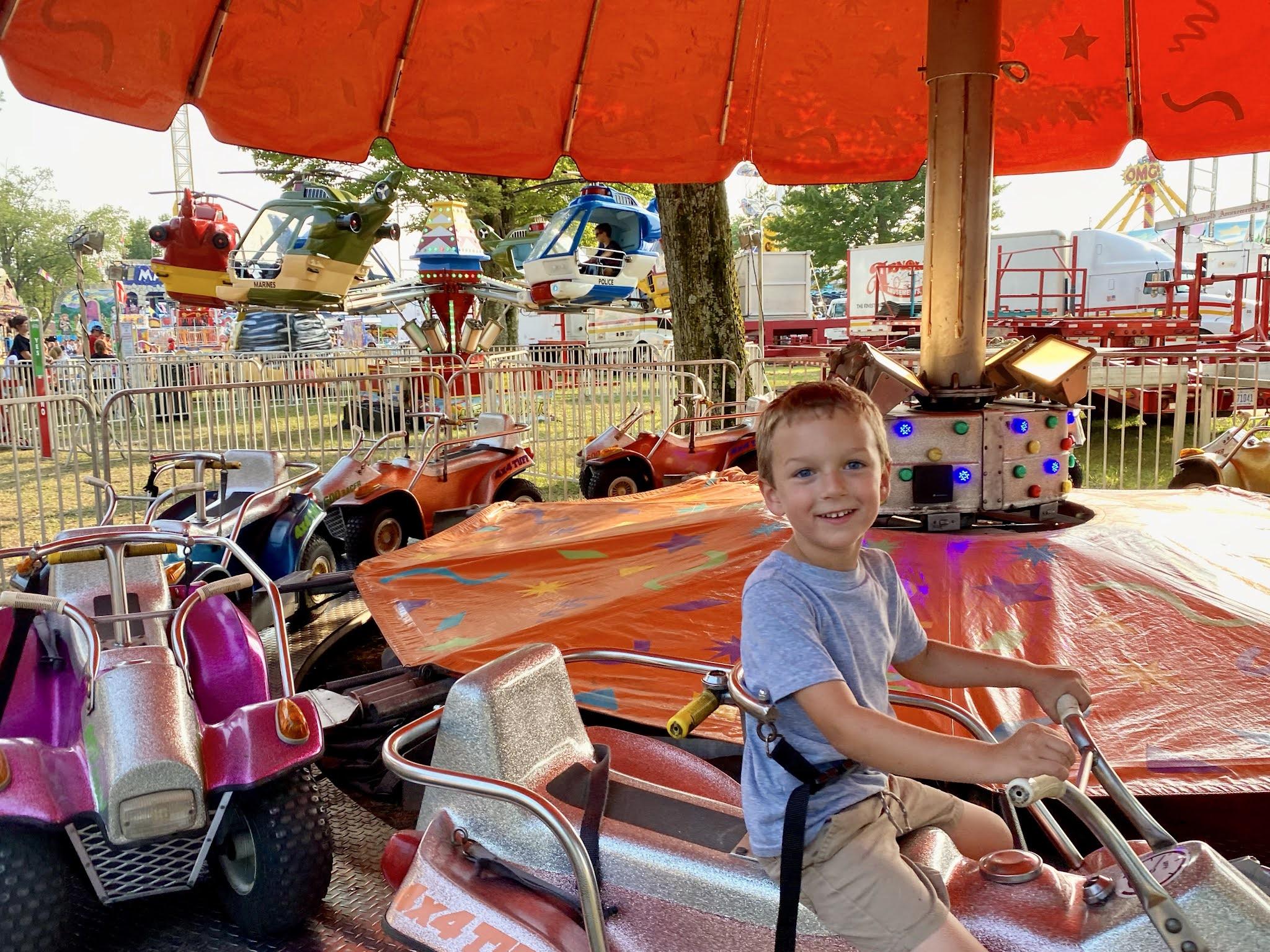 Carnival Rides | www.biblio-style.com