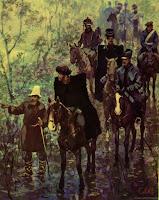 illjustracija-Vojna-i-mir-Tolstoj-Partizanskij-otrjad-Denisova-hudozhnik A-Nikolaev