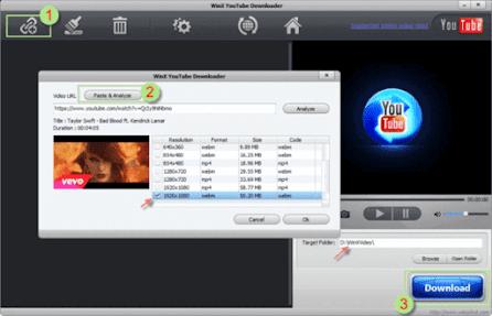 Aplikasi WinX YouTube Downloader