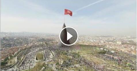 Selama 2 Tahun, Video Ini Membuat Rakyat Turki Terlatih Bagaimana Menghadapi Kudeta