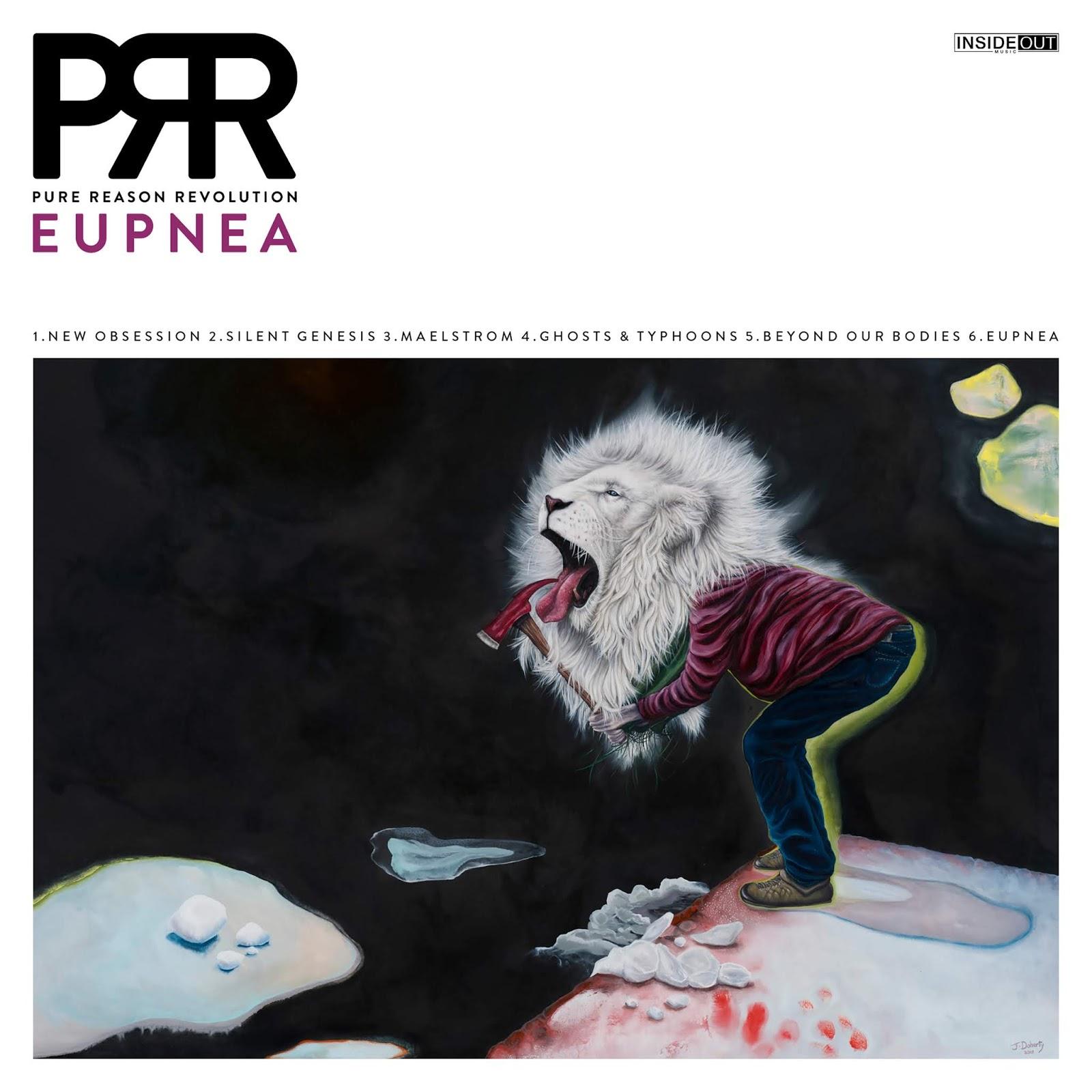 PRR Eupnea cover art