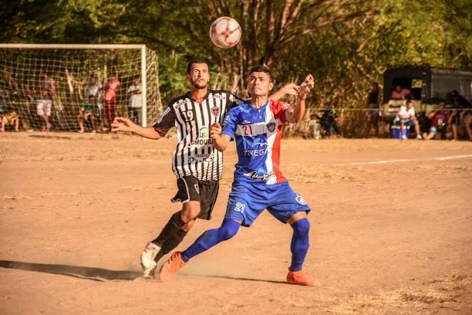 Campeonato de Futebol dos sítios Prefeito Augustinho Rufino de Melo tem finalistas definidos