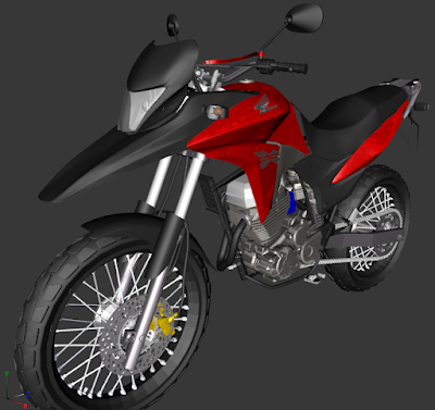 GTA SA - XRE 300 2014