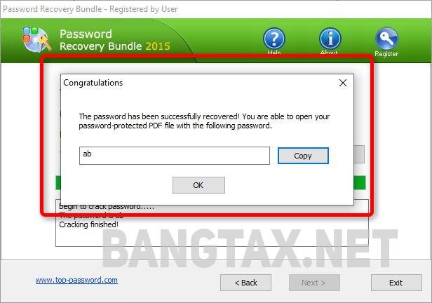 Cara Mengetahui Password File Office, PDF & WinRAR Yang Terkunci Brute-force Attack 15
