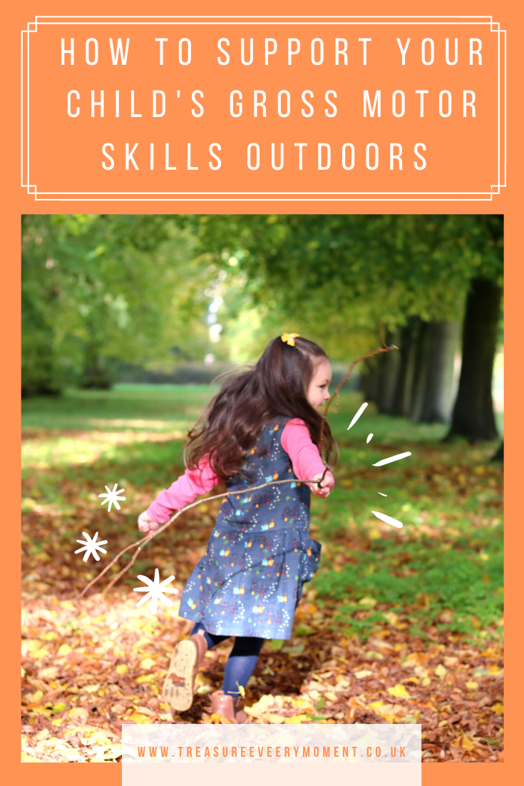 How to Support your Childs Gross Motor Skills Outdoors