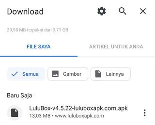 aplikasi lulubox siap