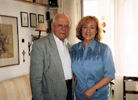 Aleksandra Ziółkowska-Boehm z Romanem Rodziewiczem