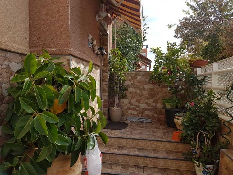 venta de chalet unifamiliar paseo de gata grao castellon terraza6