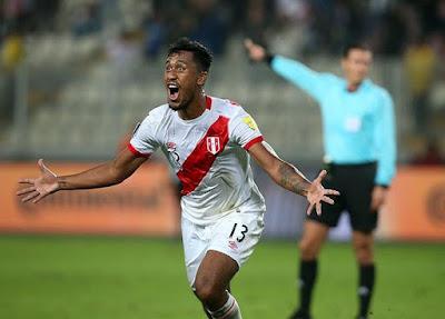 Perú 2-1 Ecuador eliminatorias Conmebol Rusia 2018