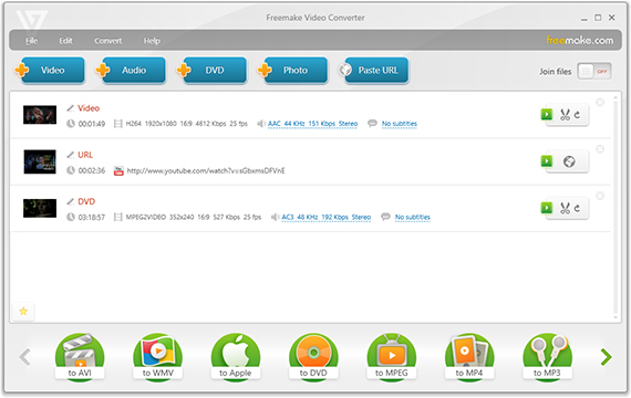 Freemake Video Converter Keys