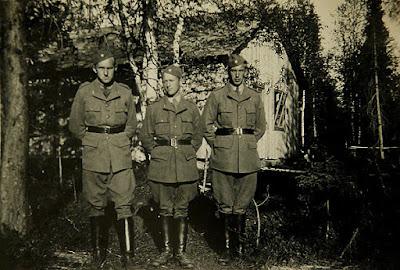 andra världskriget norrland norrbotten soldater hollasenmaa