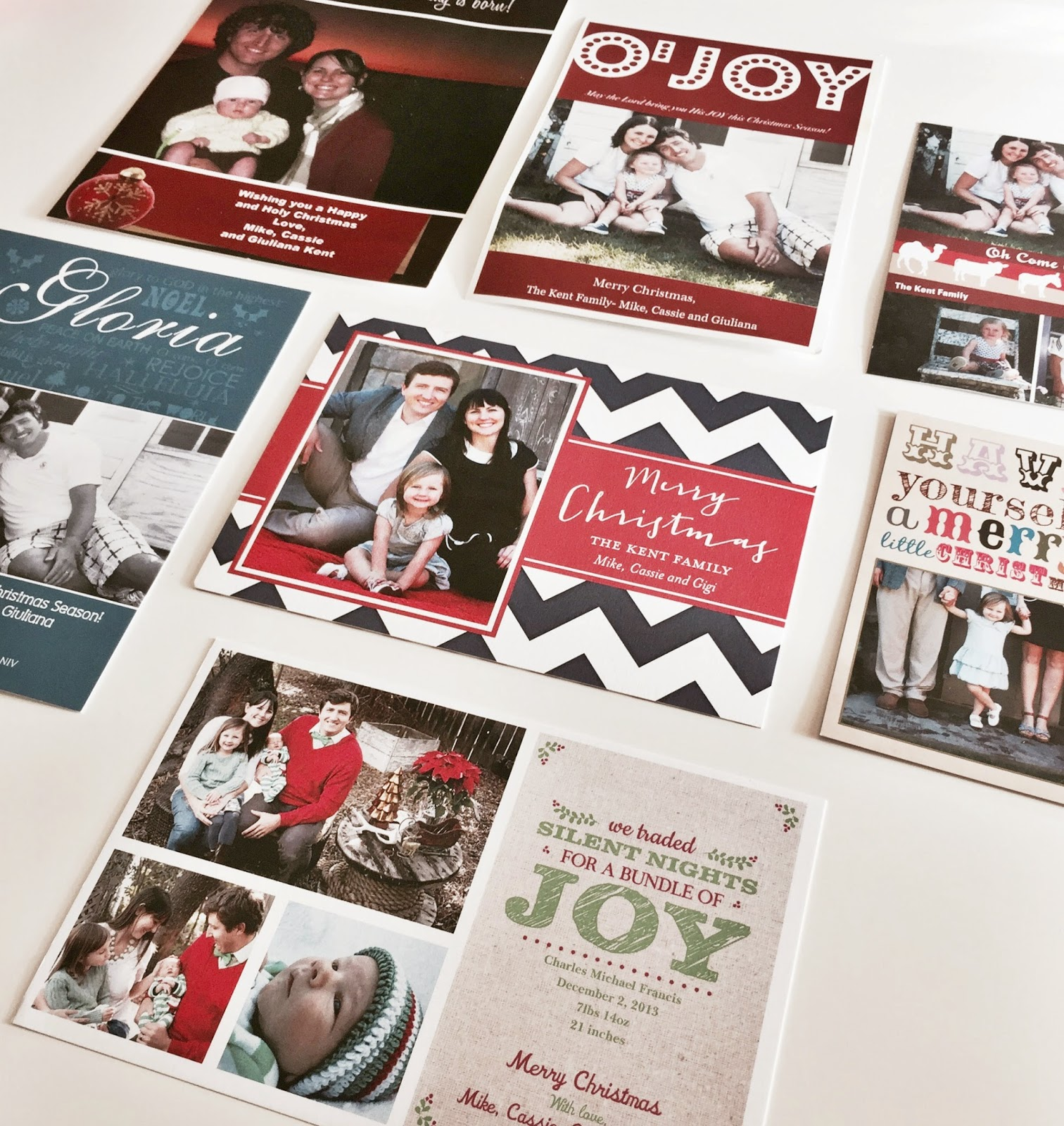 kent heartstrings christmas cards
