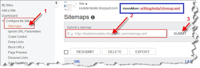Cara Baru Submit Blog ke Bing Webmaster Tools untuk Trafik Tinggi