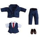 Nendoroid Office Set, Suit Blue Clothing Set Item
