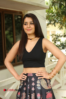 Actress Rashi Khanna Pictures at Hyper Movie Interview 0172