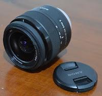 Jual Lensa Sony 18-55mm SAM II
