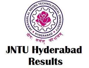 JNTU Hyderabad Engineering Results 2017