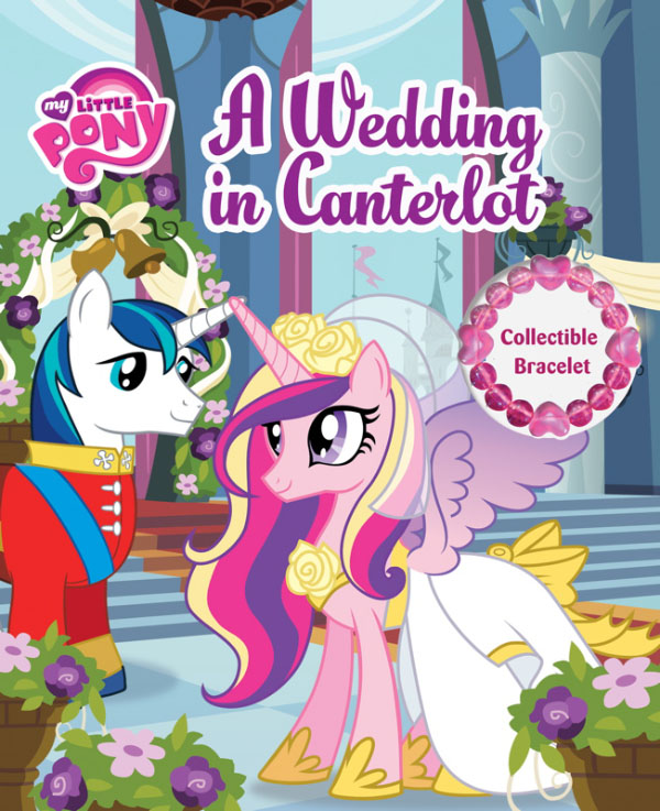 My Little Pony Wedding: MLP Books Media
