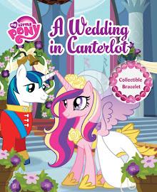 MLP A Wedding in Canterlot Book Media