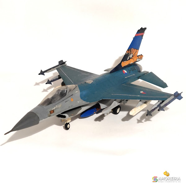 Lockheed Martin F-16 A Fighting Falcon