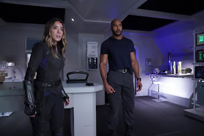 Daisy and Mack in Marvel's Agents of SHIELD s6e12