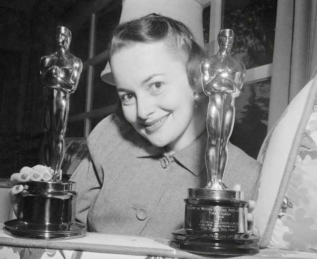 Olivia De Havilland The Heiress Bobby Rivers TV: LADY ...