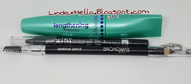 Broadway Color, Broadway Beauty, Rimmel Scandleyes