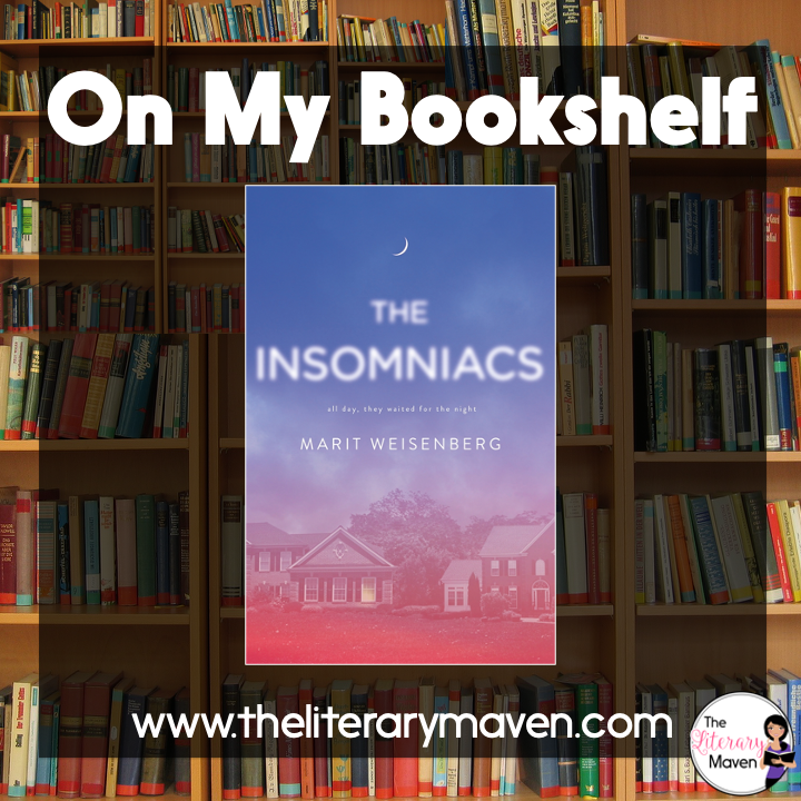 The Insomniacs by Marit Weisenberg has a wide appeal with its diverse characters and building suspense. Students who enjoy realistic fiction or mystery/thrillers will be engrossed in this book. Sports fans and student athletes will relate, especially those who have ever suffered a sports related injury. Read on for more of my review and ideas for classroom application.
