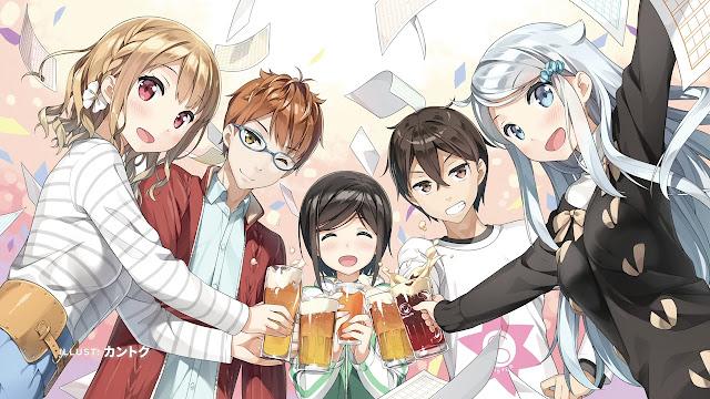 Novelas Imouto Sae Ireba Ii finalizarán en el volumen 14