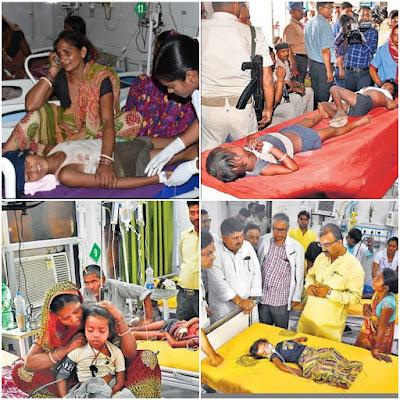 Bihar Fighting With Chamki Fever Many Hospitalized