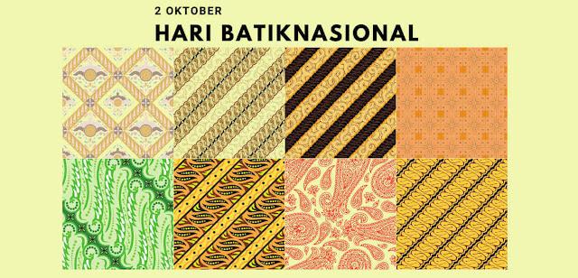 Sejarah Hari Batik Nasional 2 Oktober