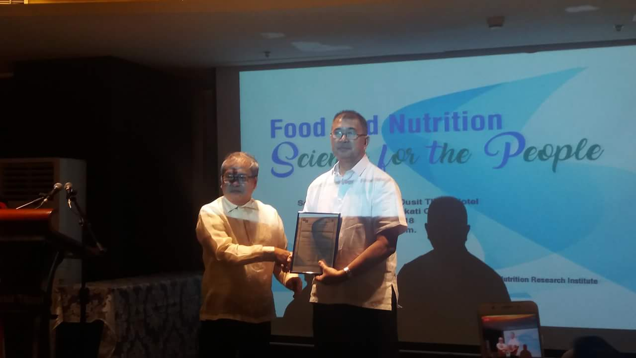 Goldilocks partners with FNRI to uplift Nutritional Status in the