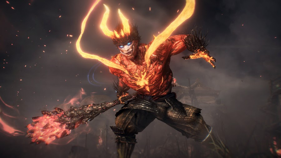 nioh 2 screenshots ps4 team ninja koei tecmo games sony interactive entertainment