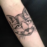 Fotos de tatuajes de gatos