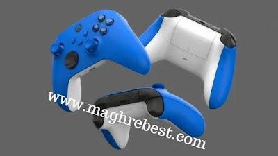 جهاز التحكم Xbox اللاسلكية وحدة تحكم جديدة.