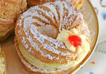 ... Catholic Easy #Recipe for #StJoseph's Feast : St. Joseph's Cream ...