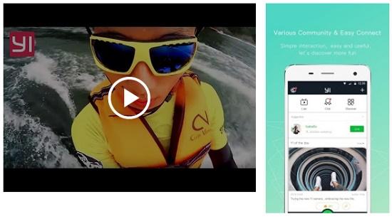 Aplikasi Kamera Seperti Gopro di Android