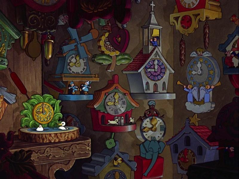 Mr. Movie: Disney's Pinocchio (1940, movie review)