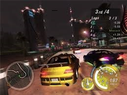 Download Need For Speed Underground highly Compressed