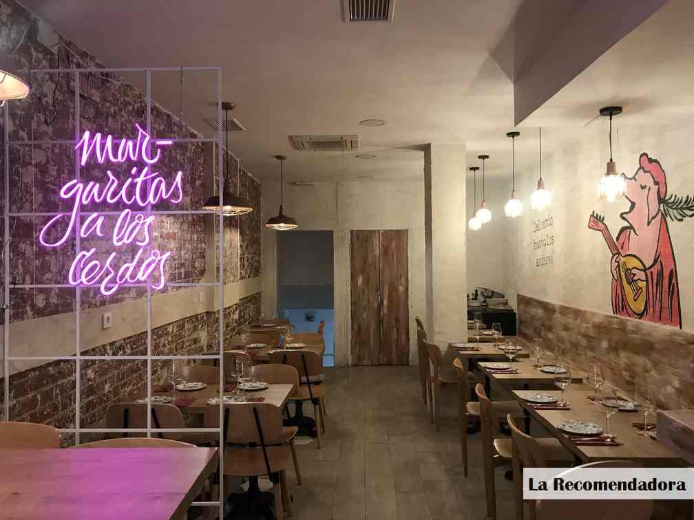 La porcineria (Madrid)