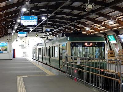 江ノ電藤沢駅