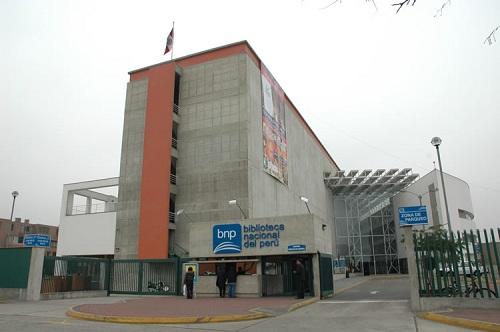 Biblioteca Nacional del Perú - Sede San Borja