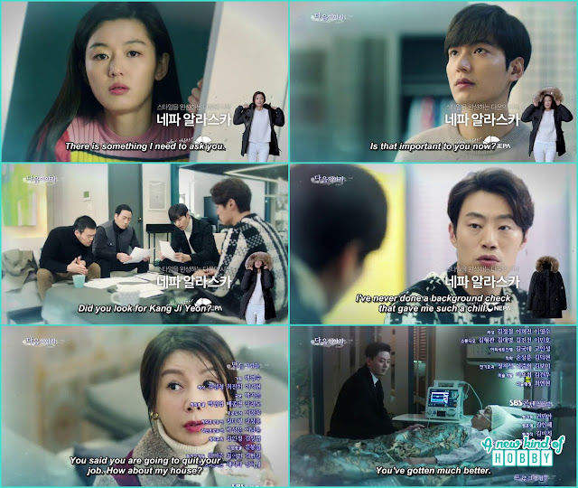 The Legend of the Blue Sea - Ep 15