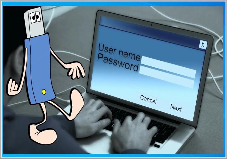 VSUsbLogon  : Κάντε login  αντί με κωδικό με το στικάκι σας
