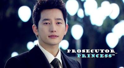Park Si-Hoo Drama Prosecutor Princess