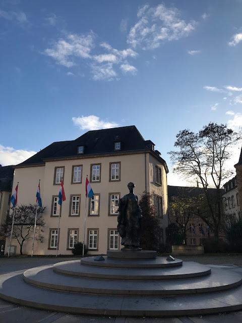 centro lussemburgo
