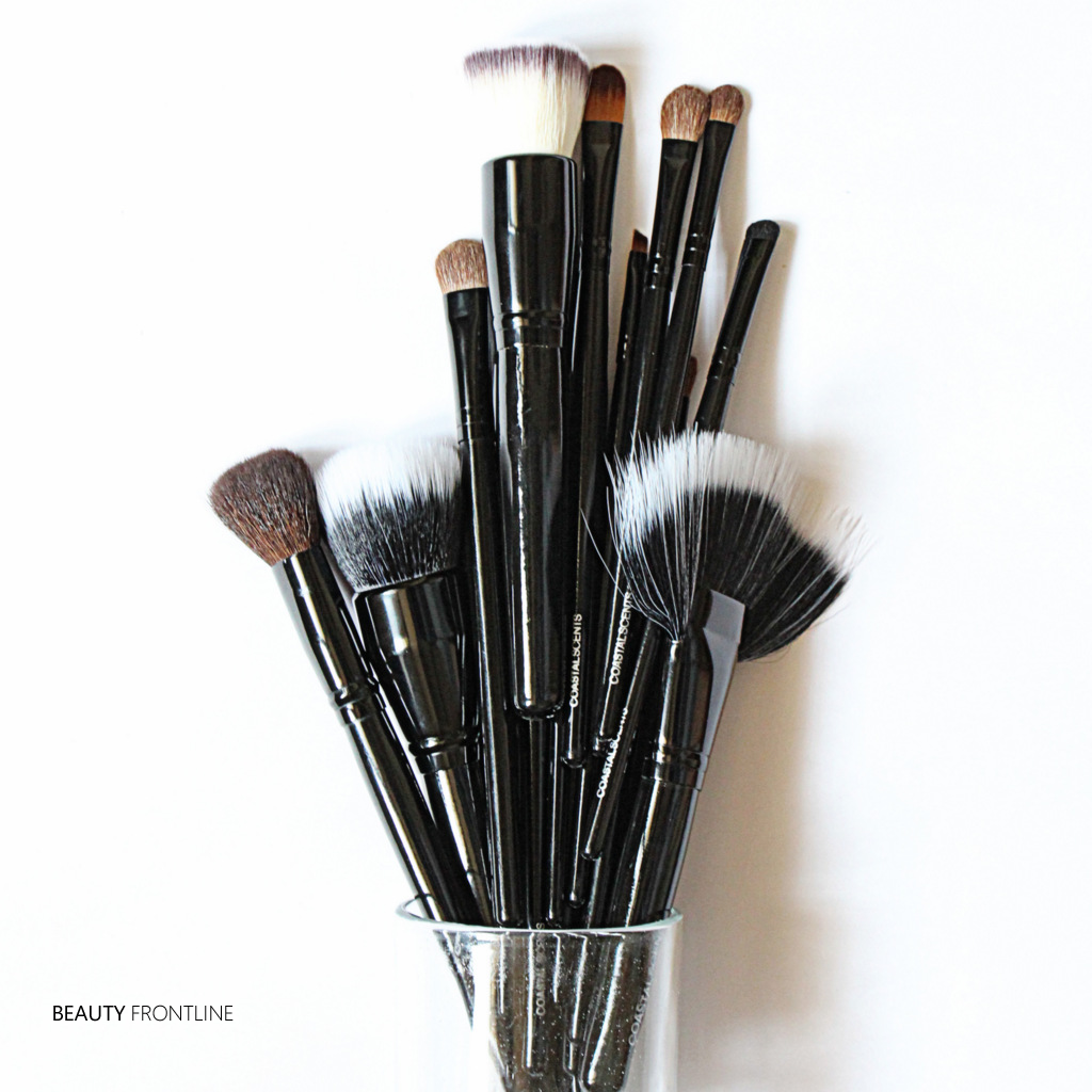 Review: Coastal Scents 22 Piece Brush Set | Beauty Frontline