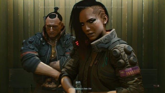CYBERPUNK 2077: REPORT REVEALS CONTENT HAS BEEN HACKED FROM THE GAME