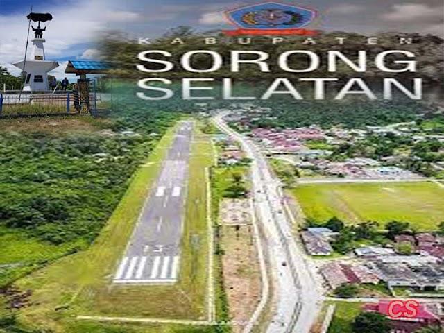 kilas pembetukan Kabupaten Sorong Selatan dan 5 objek wisatanya