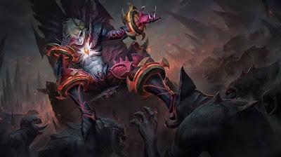 Gambar  Panduan Hero Mobile Legends Dyrroth